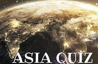 Asian Geography Quiz